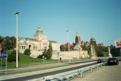 Viele interessante Ausflugsziele und Sehenswürdigkeiten wie Stettin für Ihren Urlaub im Ferienhaus mit der Familie oder zum angeln mit Polen-Ferienhaus.de