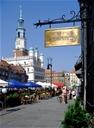 Günstige Ferienhäuser für Familien oder zum angeln in Polen und tolle Infos über Ausflusgziele und Sehenswürdigkeiten wie Posen für Ihren Urlaub im Ferienhaus online gebucht von Polen-Ferienhaus.de